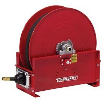 "NEW! 1"" x 50' 250PSI FE9450 OLPBW Retractable Fuel Delivery Hose Reel!!"