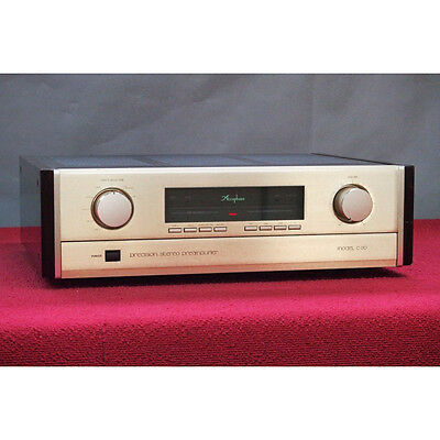 Accuphase C-270 1986 Vintage Stereo Pre-Amplifier / Control Amp Made in Japan