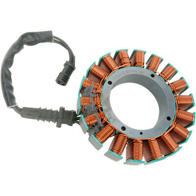Cycle Electric Repl OEM 29987-06A Stator 3-Phase 50 Amp For Harley Touring 06-16
