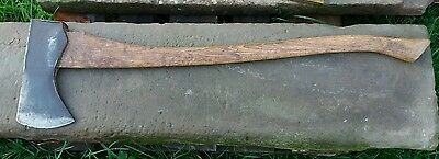 vintage elwell  no 6 lb large timber felling chopping axe