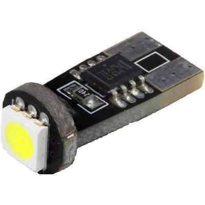 T10 w5w SMD-LED Canbus Glassockel Lampe 12V weiß Innenraum Beleuchtung Leselampe