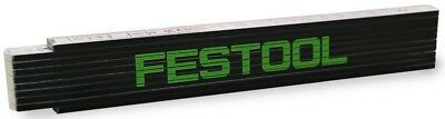 Festool 2M YARDSTICK Wooden Folding Rule | Made by STABILA | 201464