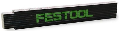 Festool YARDSTICK Wooden Folding Rule - 2m -Made by STABILA - 201464