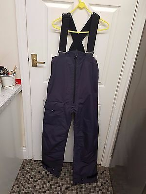 XM Extreme Waterproof Sailing Trousers Size Small