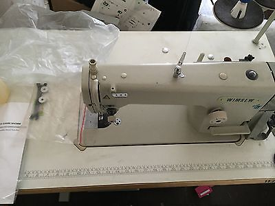 wimsew industrial sewing machine
