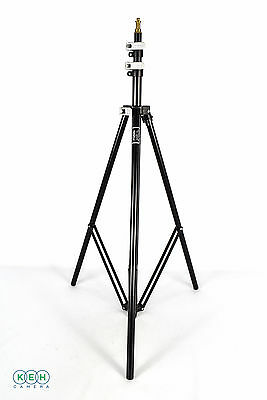 "Profoto by Manfrotto Light Stand 8' 3 Section Black, with 5/8"" Stud"