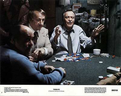 TRIBUTE 1980 Jack Lemmon LOBBY CARD #8