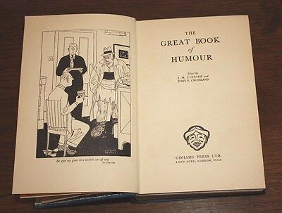 The Great Book of Humour-1935