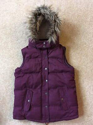 Girls Fat Face Gilet 12-13