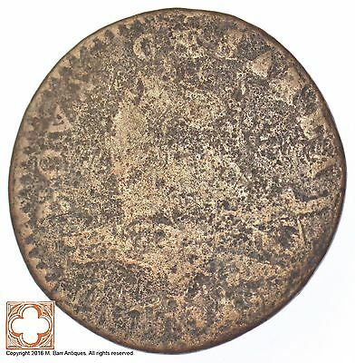 1787 New Jersey Shield Copper Cent *648