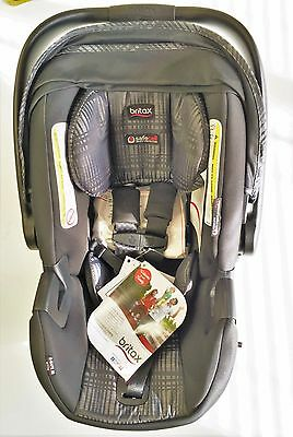 NEW Britax B-Safe 35 Elite Infant Car Seat - Domino FREE SHIPPING