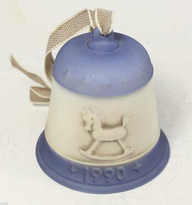 christmas bell  LETTER TO SANTA CLAUS 1990  # 776  HUMMEL.