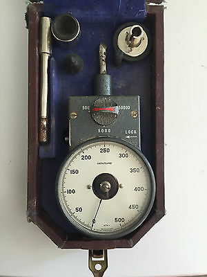 Venture ATH.4 by Smith Industries Hand Held Tachometer Vintage