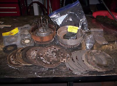 Harley Panhead clutch parts, all good.