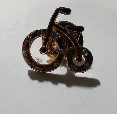 Collectable Pin Badge Bicycle