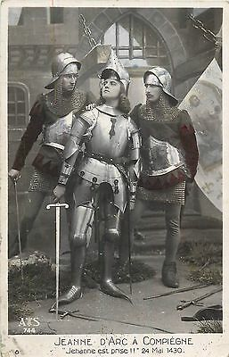 "Joan of Arc "" The Maid of Orléans "" armour uniforms sword Jeanne d`Arc Compiegne"