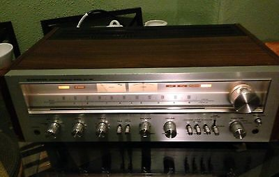 Pioneer SX-750 Vintage Receiver / Amplifier