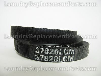WASHING MACHINE BELT for MAYTAG, SPEED QUEEN OR AMANA MACHINES 37820 or 27001007