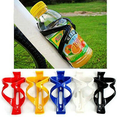 Plastic Water Bottle Cage Holder Bracket For Cycling Bicycle Bike Drink
