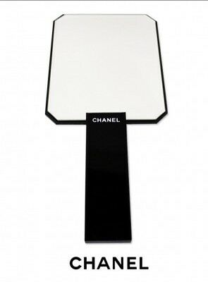 Brand New CHANEL Make Up Cosmetic Mirror VIP Gift In Black