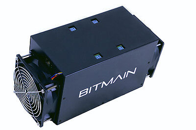 Bitmain Antminer S3 - PERFECT condition Bitcoin miner