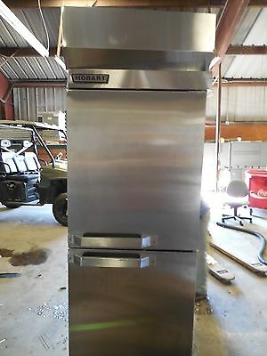Commercial 4 Door Reach Thru  Food Holding Heated Cabinet By Hobart