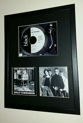 The Stone Roses Sally Cinnamon Cd Display Manchester Vinyl Madchester