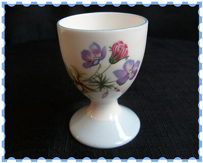 Shelley WILD FLOWERS Egg Cup WILDFLOWERS
