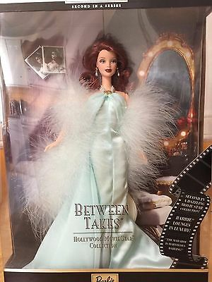 Between Takes Hollywood Movie Star Barbie Collectors Edition 2000
