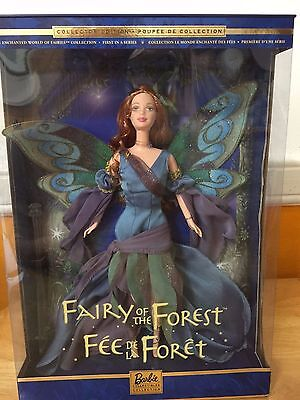 Fairy of the Forest Barbie Collectors Edition 2000
