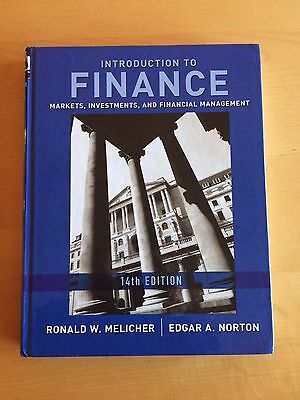 Introduction to FINANCE  Markets, Investments, And Financial Management