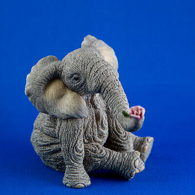 Tuskers Elephant Ornament - Clarence