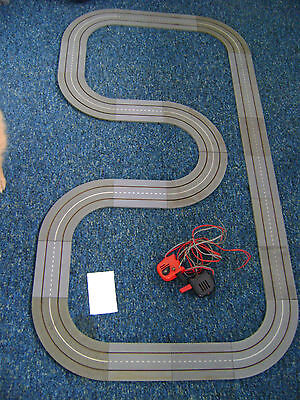minic motorway track with 2 controllers. (no.3)