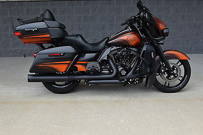 2015 Harley-Davidson Touring  2015 ULTRA LIMITED CUSTOM **1 OF A KIND** $15K IN XTRA'S!!  BLACK OPS EDITION!!