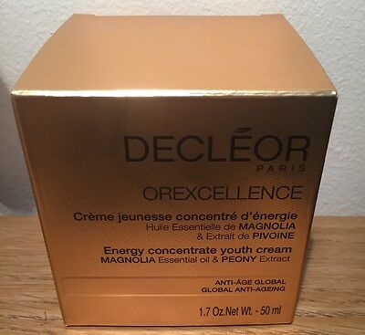 DECLEOR Orexcellecnce energy youth cream 50ml