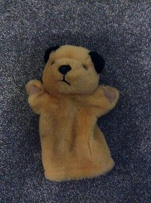 Sooty Hand Puppet **FREE UK POSTAGE**