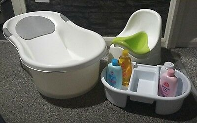 Tippitoes Mini Bath & Top N Tail Bowl Starter Pack With Toiletries & Potty
