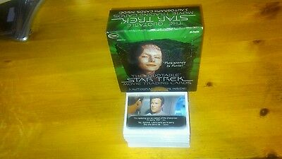 Star Trek BASE SET ONLY of  the Quotable Movie