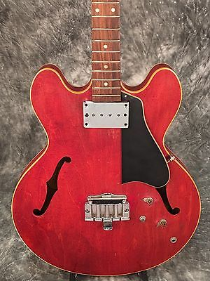 1968 Gibson EB-2 Vintage Hollow Body Bass Project