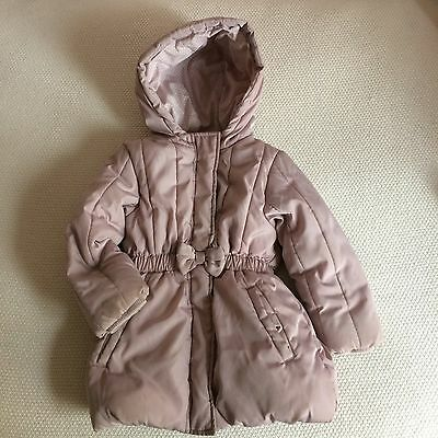 Girls Coat 3-4 years old