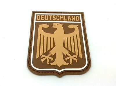 DEUTSCHLAND ROYAL COAT Of Arms Imperial Eagle Dark Earth Germany ...
