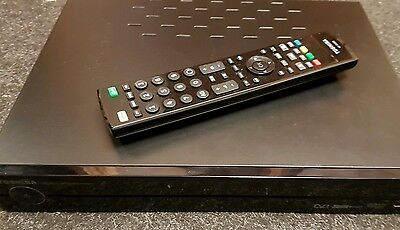 Toshiba Hdr5010 Twin Tuner 500Gb Freeview Hd Recorder Plus Remote And Leads.
