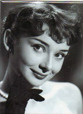 Audrey Hepburn - Fridge Magnet - New and Sealed - Ideal Present