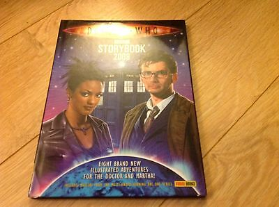 Doctor Who 2008 Storybook