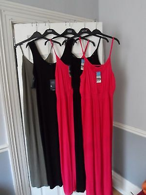 Joblot 5 M&s Dresses New With Tags .  2 X ( Size 8) 1 X (Size 16 ) 2 X ( 12)