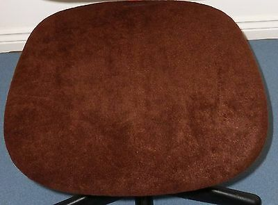 Seat Cover for office chair (Seat Cover Only) BROWN