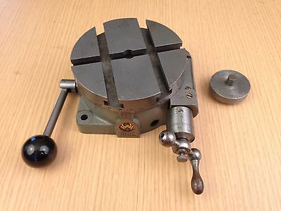 South Bend Rotary Table For Milling Machine Lathe