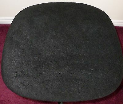 Seat Cover for office chair (Seat Cover only) BLACK