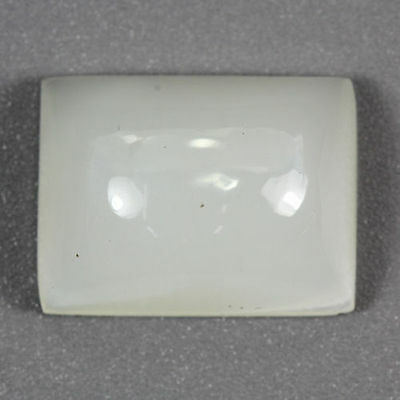 12.125 ct Pretty Hot Mesmerizing Very Rare Natural Milky White Moonstone Cab!!!