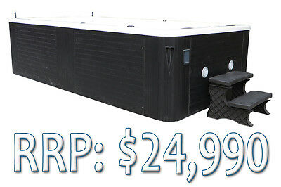 42 Jets Large Swim Spa Hydro Outdoor Spa Indoor/outdoor Hot Tub Spa Bath